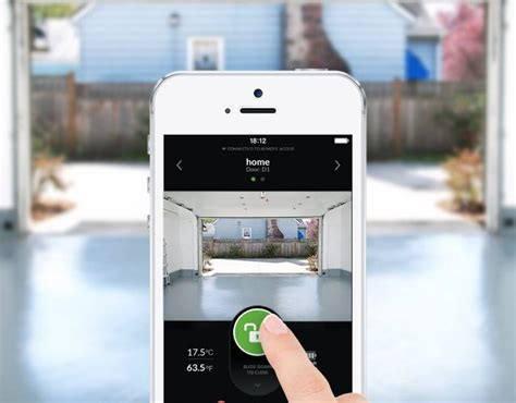 garage gadgets exciting smart garage door gadgets make homes more secure