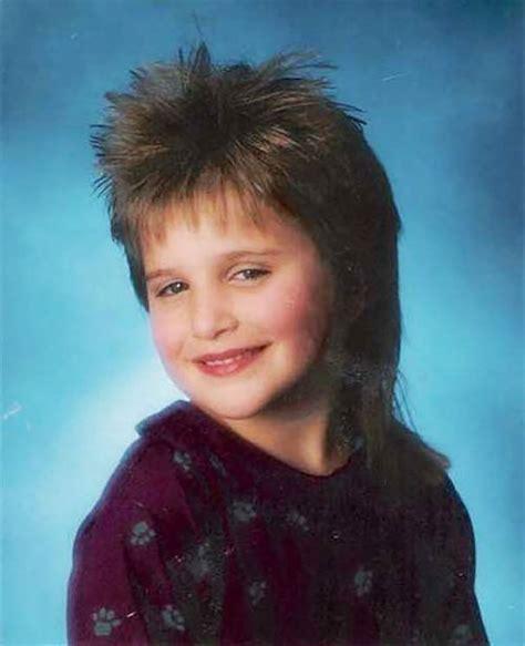 Des coupes de cheveux d'enfants des années 80 qui ne