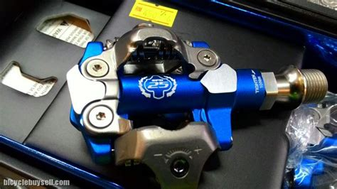 New Pedal Shimano M995 Special Edition Anniv 25th shimano pd m990 blue 25th anniversary limited edition xtr race spd pedal