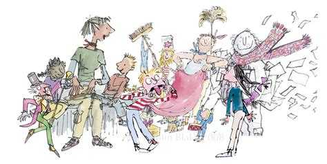 quentin blake in the quentin blake profile famous people photo catalog