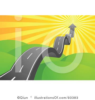 royalty free rf road clipart illustrations vector way 20clipart clipart panda free clipart images
