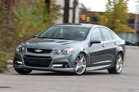 chevrolet ss 2014 chevrolet ss second test motor trend