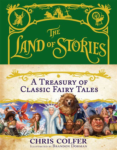 Treasury Of Folk Tales a treasury of classic tales the land of stories wiki fandom powered by wikia