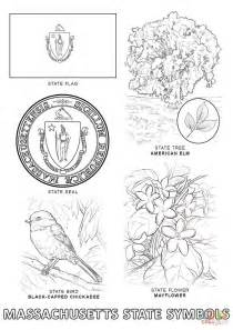 massachusetts map coloring page collections