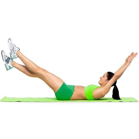 5 exercises for flatter abs simple ab workout target and