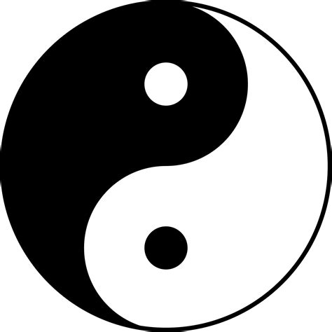 what does the yin yang symbolize symbols represent personality