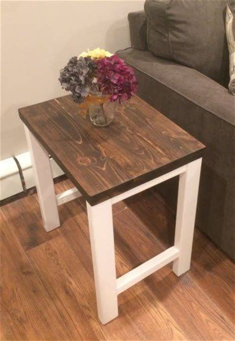 end table ideas 25 best ideas about diy end tables on pinterest pallet