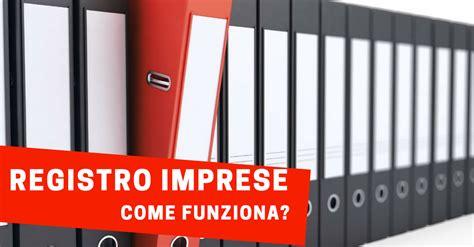 banca dati imprese italiane registro imprese come funziona commercity