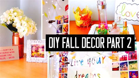 Diy Bedroom Decorating Ideas For Teens diy room decor for fall spice up your room with cheap