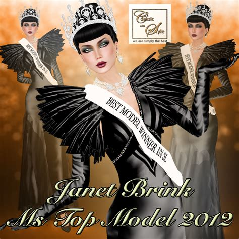 Ms Simply Top classic with style simply the best ms top model 2012