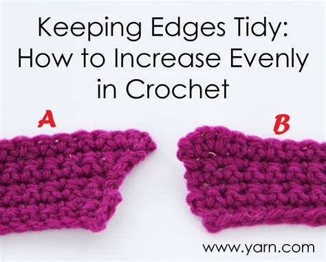increasing knitting stitches evenly across row webs yarn store 187 tuesday s crochet tip increasing