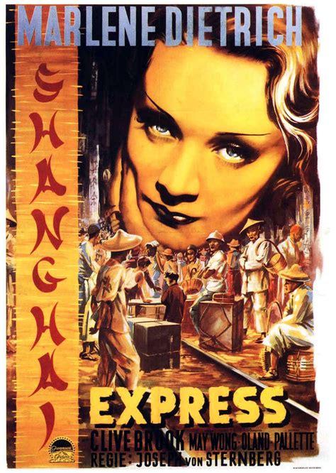 Film China Express Full Movie | shanghai express