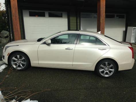 cadillac ats4 2 0t 2014 cadillac ats4 2 0t 4 door sedan for sale outside