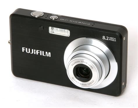 Fujifilm Finepix J10 trusted reviews