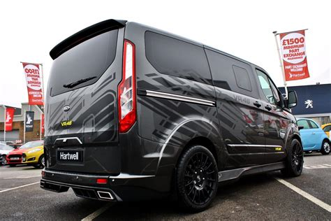 Custom Limited Edition used 2017 ford new valentino limited edition transit