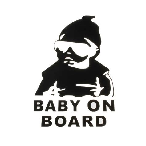 Auto Truck Decals by Baby On Board Auto Truck Stickers Window Vinyl Decal Car