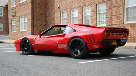 Ferrari Gto 308 by This Tube Frame Ferrari 308 Gto Is The Perfect Mongrel