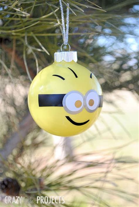 minion christmas ornaments more