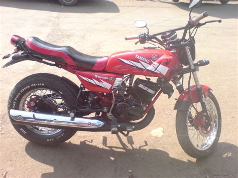 Modification Rx Spesial by 2000 Yamaha Rx 135 Picture 1562724