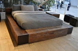 How To Build A Wooden Platform Bed Frame by
