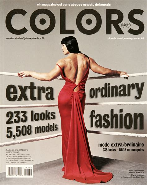 color magazine colors covers www benettongroup