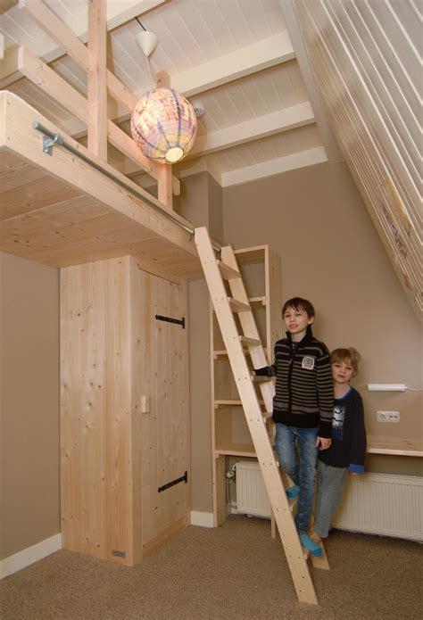 Banc Vide by Hoog Slapen In Een Kinderkamer Met Videbed Mura Mura