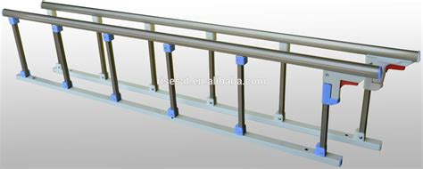 bed side rails stainless steel hospital bed side rails hospital bed folding guard rails buy