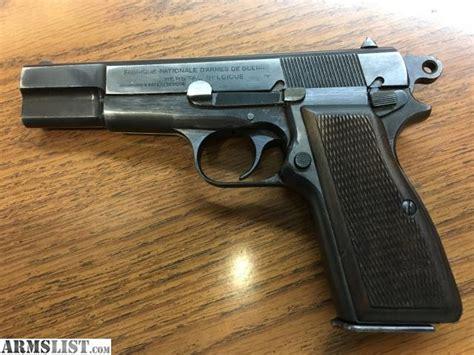 herstal liege armslist for sale wartime browning herstal 9mm