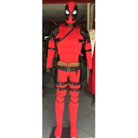 disfraces dead pool deadpool disfraz disfraces en mercado libre m 233 xico