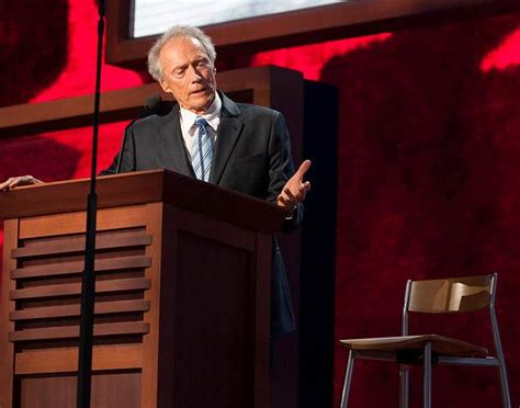 the empty chair clint eastwood and church growth the