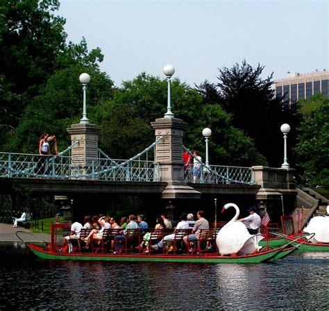 swan boats boston video swan boats of boston boston massachusetts