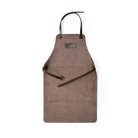 leather woodworking apron de bruir design craftsmanship