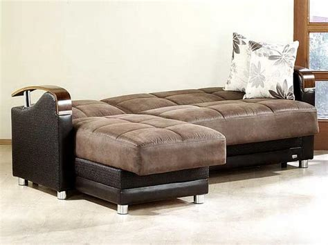 sectional sofas with sleepers for small spaces couch