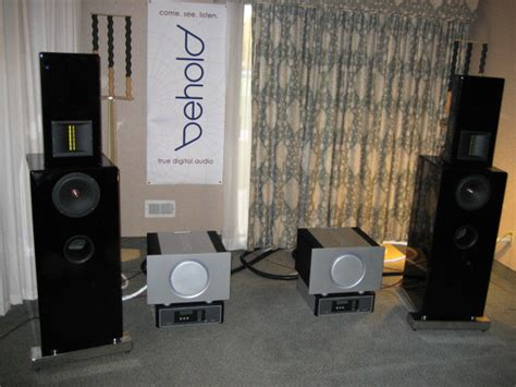 Signature Speakers A To Behold by Stereotimes Commentary