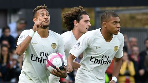 kylian mbappe and neymar transfer news psg sound neymar kylian mbappe respect