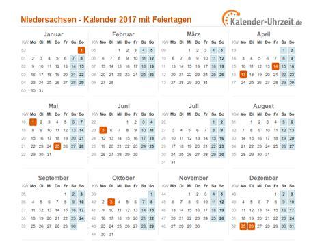 wann ist himmelfahrt feiertage 2017 niedersachsen kalender