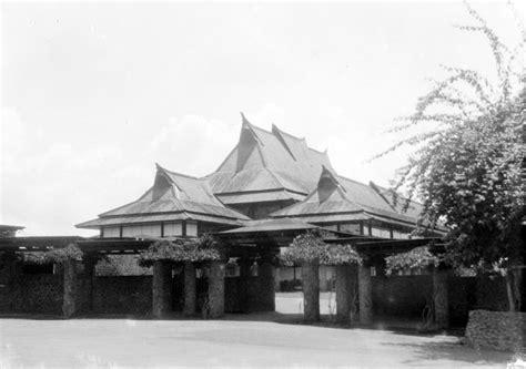 Kaos Institut Teknologi Bandung 1920 5 itb bangunan kuno