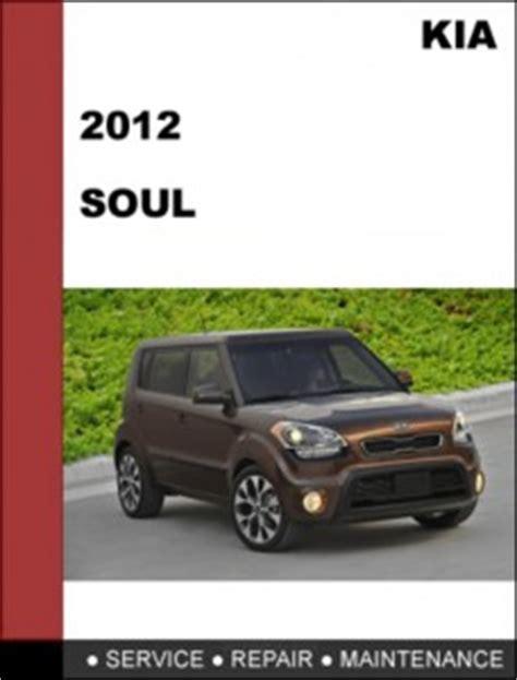 Kia Soul Maintenance Kia Soul 2012 Technical Worshop Service Repair Manual