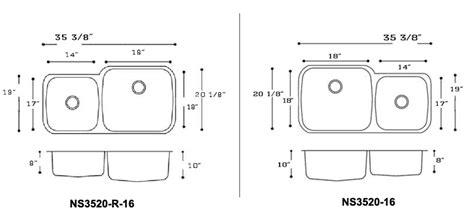 kitchen sink sizes page 6 insurserviceonline