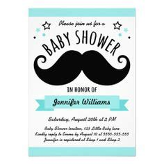 Mustache Baby Shower Invitation Templates Theruntime Com Mustache Baby Shower Invitations Free Templates