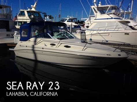 23 foot boat 23 foot sea ray 23 23 foot motor boat in la habra