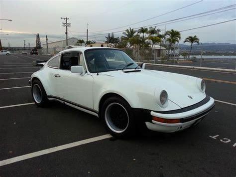 Porsche 912 Widebody by Find Used 1969 Porsche 912 Wide Wide In Honolulu