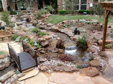 Backyard Water Ideas by Unique Backyard Ideas Lds S M I L E