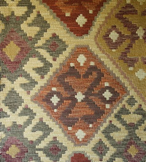 Kilm Fabric Kilim Upholstery Fabric Heavy Weight