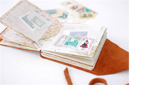 diy craft book bookhoucraftprojects project 81 diy mini st collecting book