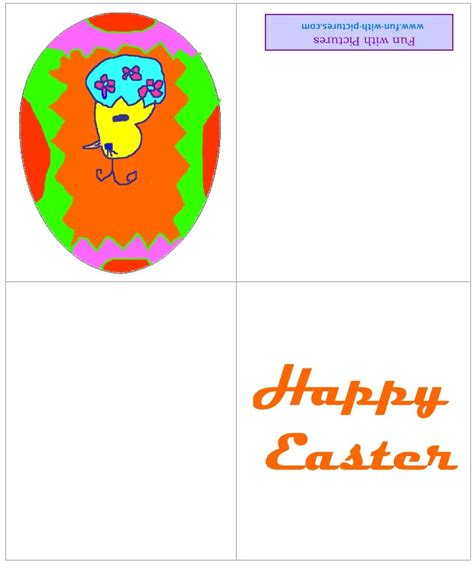 free printable quarter fold easter cards printable easter cards and free easter greeting cards from