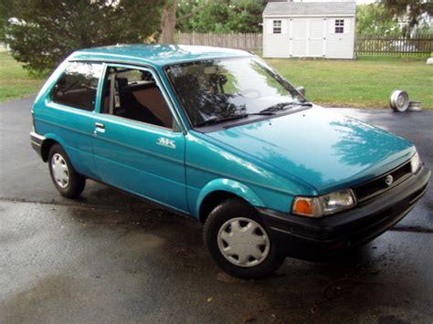 best car repair manuals 1988 subaru justy electronic toll collection pimpmystanza 1994 subaru justy specs photos modification info at cardomain