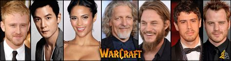 Warcraft Movie Cast Predictions and Character Descriptions