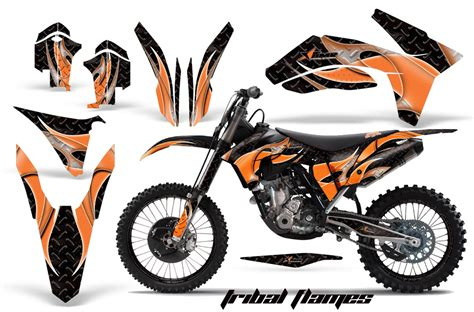 Ktm Decals 2011 2012 Sx Sx F Ktm Motocross Graphic Decal Sticker Kit