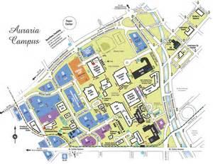 of colorado anschutz cus map of colorado at denver maplets